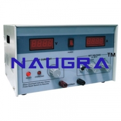 Power Supply Lab Equipments