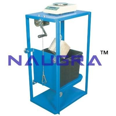 Cement and Concrete Testing Instruments