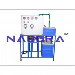 Turbo Machinery Lab Equipments