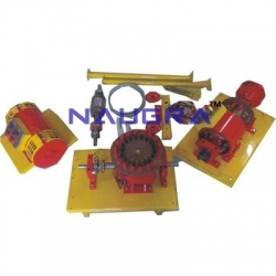 Electrical Machine Trainers