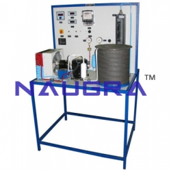 Refrigeration And Air Conditioning Laboratory Equipments